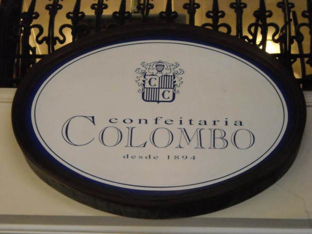 Confeitaria Colombo!!!!!
