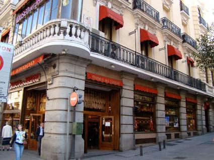 Museo do Jam?n! Espanha!